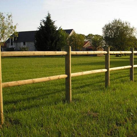 Clôtures ranch