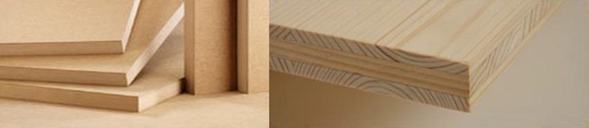 Panneaux de contreventement RWH et 3 plis
